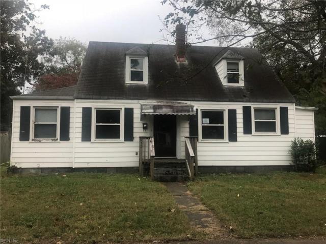 630 Lanier Cres, Portsmouth, VA 23707 (#10226447) :: Atkinson Realty