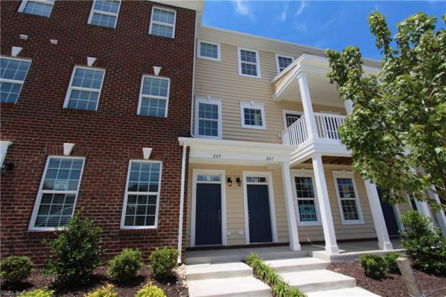 209 Fountain Way #27, Hampton, VA 23666 (#10226631) :: Chad Ingram Edge Realty