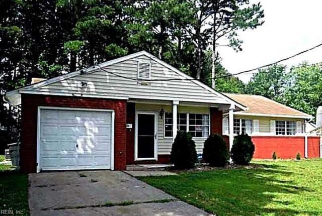 3204 Bragg Ct, Hampton, VA 23666 (#10226758) :: Abbitt Realty Co.