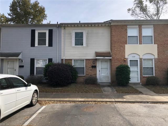 1541 Darren Cir, Portsmouth, VA 23701 (#10226873) :: Coastal Virginia Real Estate
