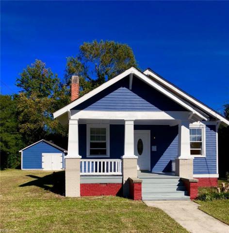 109 Maxwell Ave, Portsmouth, VA 23702 (#10226889) :: Coastal Virginia Real Estate