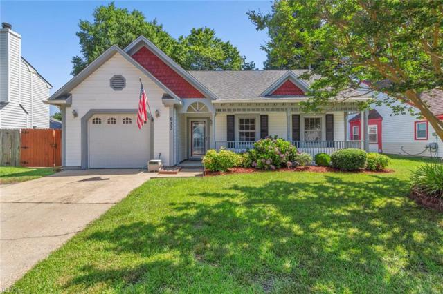 633 Bridgewater Arch, Virginia Beach, VA 23462 (MLS #10226920) :: AtCoastal Realty