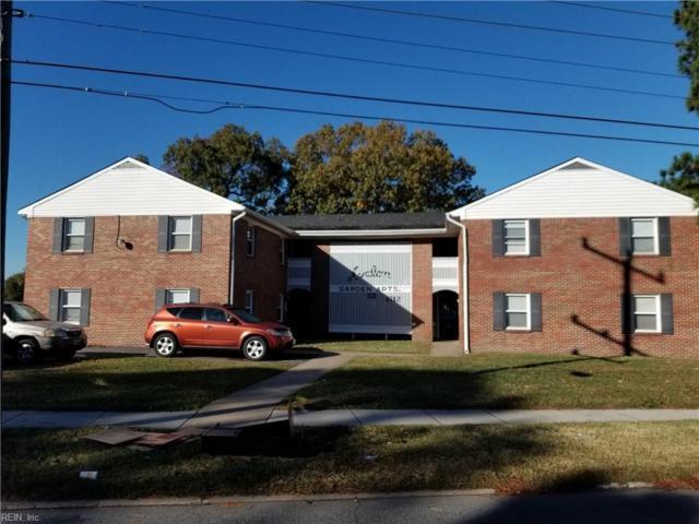 1712 Bainbridge Blvd, Chesapeake, VA 23324 (#10227085) :: Chad Ingram Edge Realty