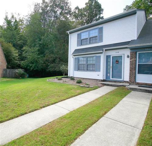 108 Briarwood Pl, York County, VA 23692 (#10227102) :: Vasquez Real Estate Group