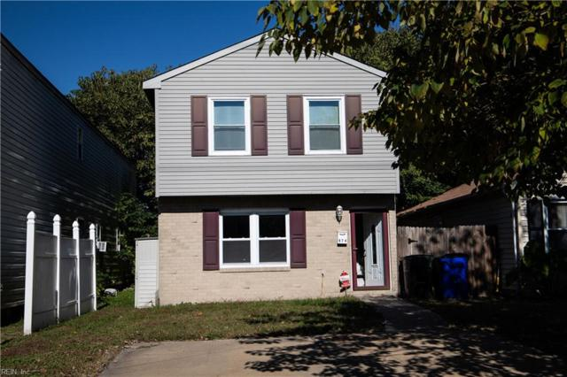 974 Avenue F, Norfolk, VA 23513 (MLS #10227131) :: Chantel Ray Real Estate