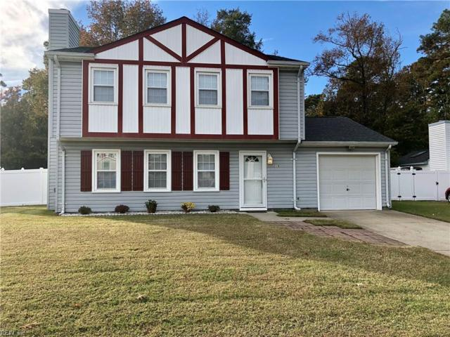 219 Eastlawn Dr, Hampton, VA 23664 (#10227177) :: Abbitt Realty Co.