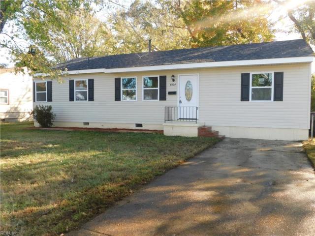 4907 Andover Dr, Hampton, VA 23605 (#10227286) :: Abbitt Realty Co.