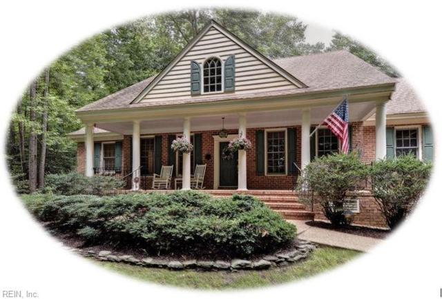 316 Dogleg Dr, James City County, VA 23188 (#10227296) :: Chad Ingram Edge Realty