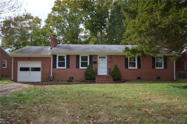 111 Kendall Dr, Newport News, VA 23601 (MLS #10227302) :: Chantel Ray Real Estate