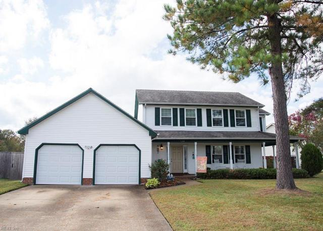 920 Daimler Dr, Virginia Beach, VA 23454 (#10227395) :: Coastal Virginia Real Estate