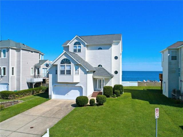 121 Grand View Dr, Hampton, VA 23664 (MLS #10227437) :: Chantel Ray Real Estate