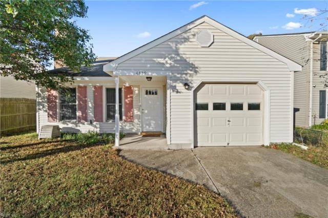 4829 Halwell Dr, Virginia Beach, VA 23464 (#10227450) :: Coastal Virginia Real Estate