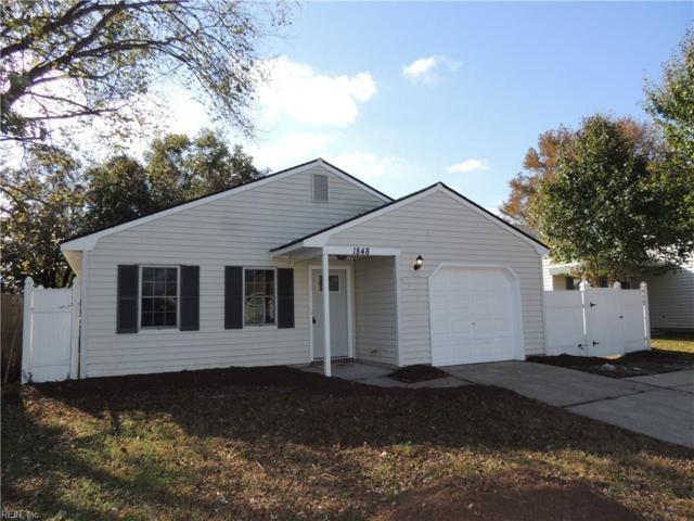 1848 Aquamarine Dr, Virginia Beach, VA 23456 (#10227610) :: Momentum Real Estate