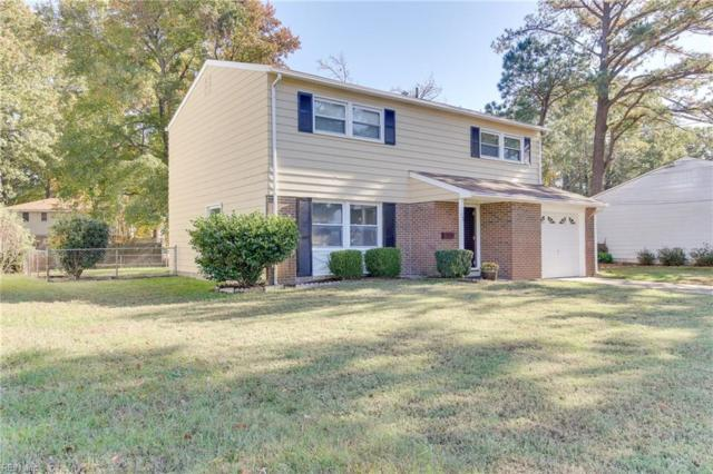 140 Hunt Club Blvd, Hampton, VA 23666 (#10227856) :: Abbitt Realty Co.