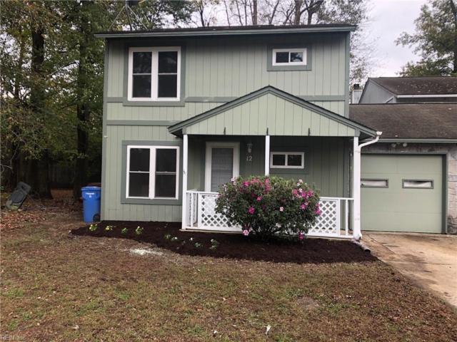12 Newstead Cir, Chesapeake, VA 23320 (#10227969) :: Momentum Real Estate