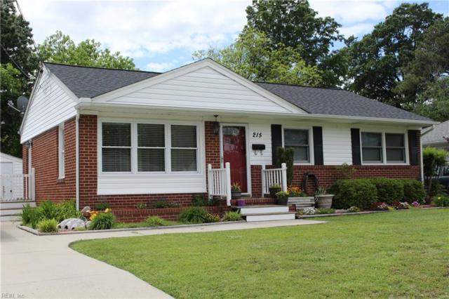 215 Dover Rd, Hampton, VA 23666 (#10227987) :: Abbitt Realty Co.
