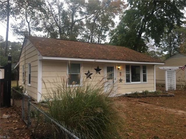 111 Walnut St, Hampton, VA 23669 (#10228096) :: Abbitt Realty Co.