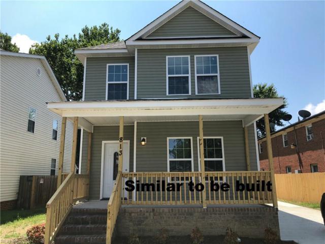810 E 26th St, Norfolk, VA 23504 (MLS #10228195) :: AtCoastal Realty