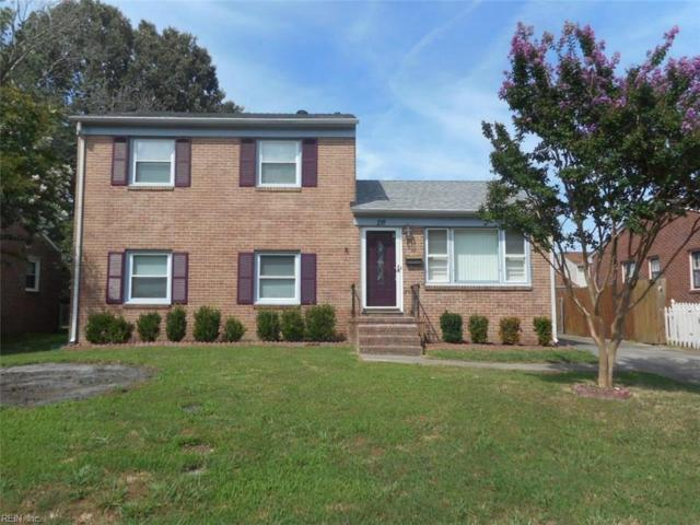 211 Valirey Dr, Hampton, VA 23669 (#10228241) :: Abbitt Realty Co.