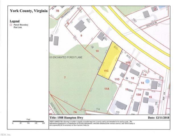 1508 Hampton Hwy, York County, VA 23693 (#10228293) :: Abbitt Realty Co.