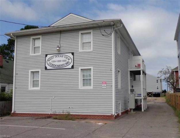 1228 W Ocean View Ave J, Norfolk, VA 23503 (#10228322) :: Coastal Virginia Real Estate