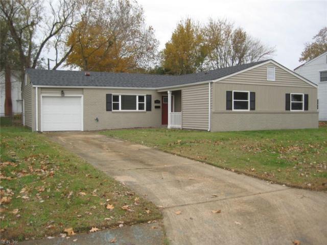 218 Deerfield Blvd, Hampton, VA 23666 (#10228406) :: Abbitt Realty Co.