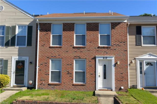 612 Hustings Court Ln, Virginia Beach, VA 23452 (#10228411) :: Abbitt Realty Co.