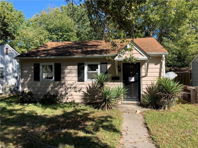422 Smiley Rd, Hampton, VA 23663 (#10228482) :: Abbitt Realty Co.