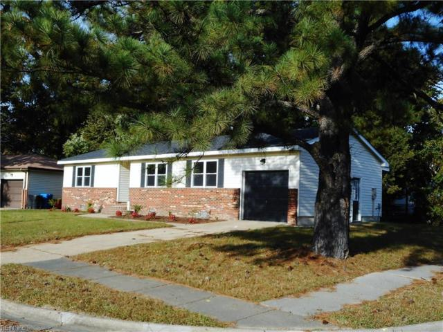 5400 Stonehaven Dr, Virginia Beach, VA 23464 (#10228547) :: Abbitt Realty Co.