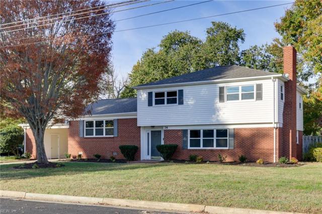 26 Meadowbrook Dr, Hampton, VA 23666 (#10228553) :: Atkinson Realty
