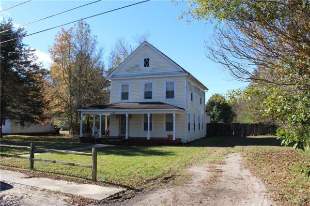8476 Rawls Dr, Southampton County, VA 23866 (#10228706) :: Reeds Real Estate