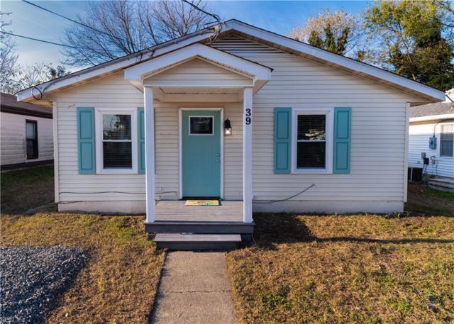 39 Booker St, Hampton, VA 23663 (#10228724) :: Momentum Real Estate