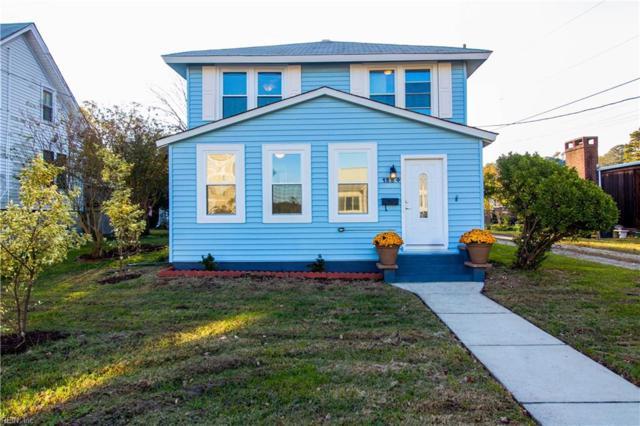 1224 Poquoson Ave, Poquoson, VA 23662 (#10228757) :: Abbitt Realty Co.