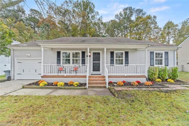40 Manilla Ln, Hampton, VA 23669 (#10228807) :: Coastal Virginia Real Estate