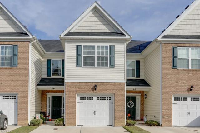 20 Frazier Ct, Hampton, VA 23666 (#10228887) :: Abbitt Realty Co.