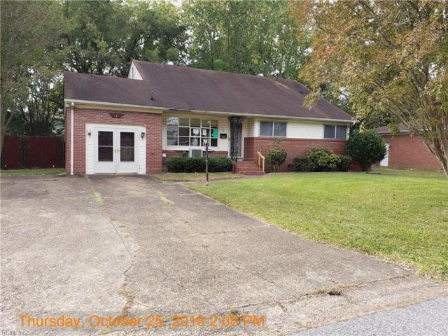 523 Briar Hill Rd, Norfolk, VA 23502 (MLS #10229085) :: Chantel Ray Real Estate