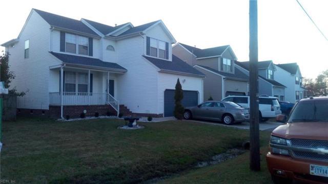 207 Outlaw St, Chesapeake, VA 23320 (#10229178) :: Abbitt Realty Co.