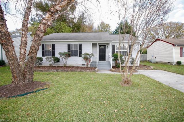8 Langille Ct, Hampton, VA 23663 (#10229183) :: Momentum Real Estate