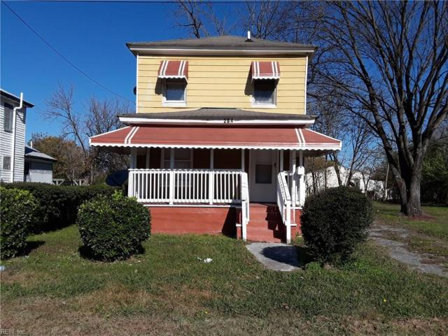 204 Raleigh Ave, Suffolk, VA 23434 (MLS #10229264) :: AtCoastal Realty