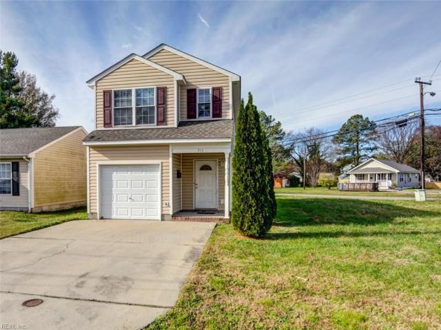 913 Annette St, Chesapeake, VA 23324 (#10229402) :: Abbitt Realty Co.