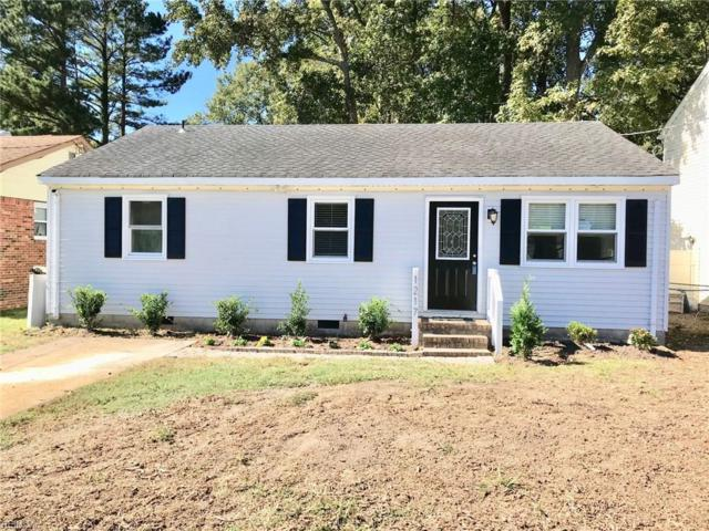 1217 Hazel Ave, Chesapeake, VA 23325 (#10229514) :: Abbitt Realty Co.