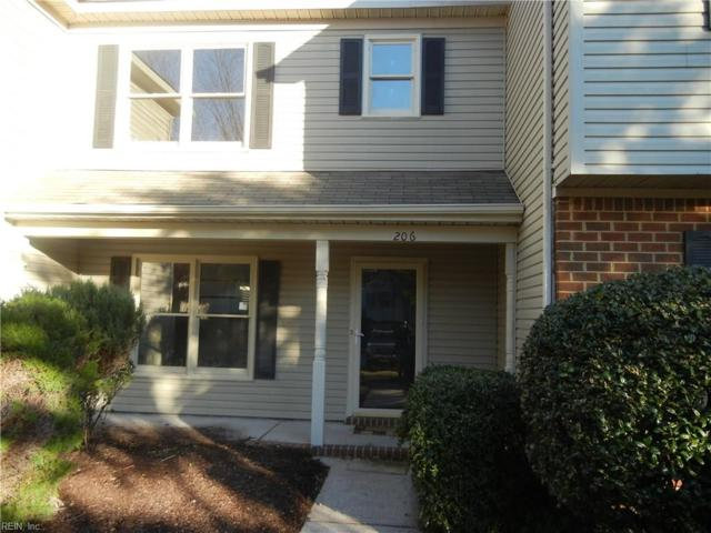 206 Alder Wood Dr, Hampton, VA 23666 (#10229666) :: Abbitt Realty Co.