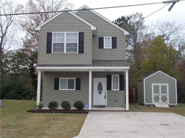 2420 Randolph St, Suffolk, VA 23434 (#10229720) :: Abbitt Realty Co.