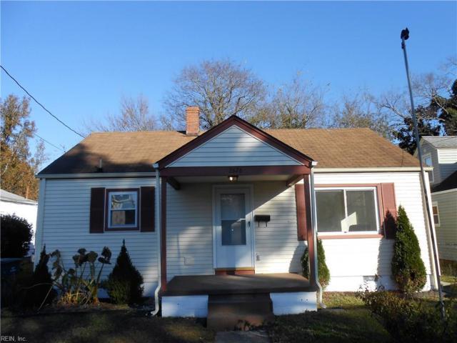 2626 Harrell Ave, Norfolk, VA 23509 (MLS #10229735) :: Chantel Ray Real Estate
