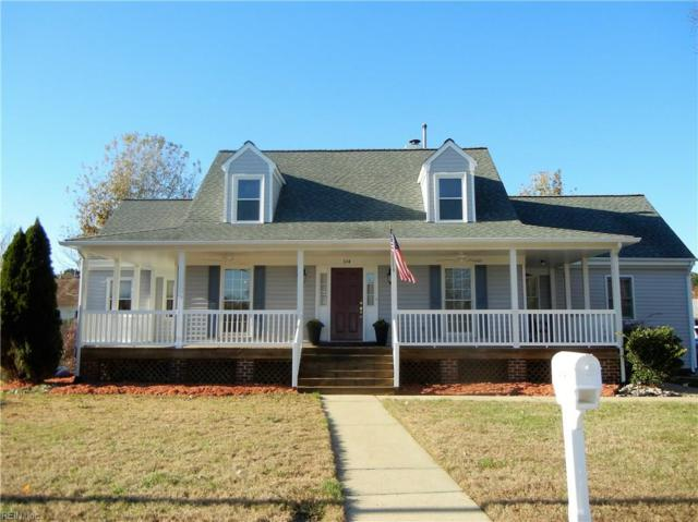 314 Marlow Ct, Chesapeake, VA 23322 (#10229804) :: Atkinson Realty