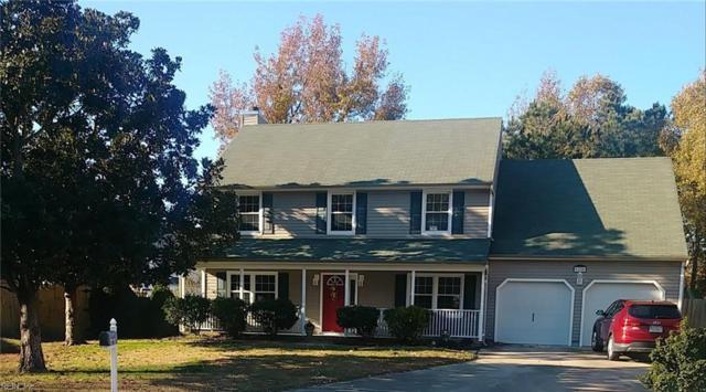 1228 Warner Hall Dr, Virginia Beach, VA 23454 (#10229883) :: Abbitt Realty Co.