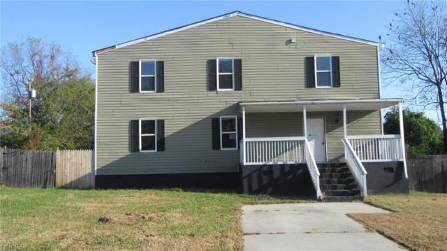 116 Beechwood Ave, Newport News, VA 23607 (#10229888) :: Abbitt Realty Co.