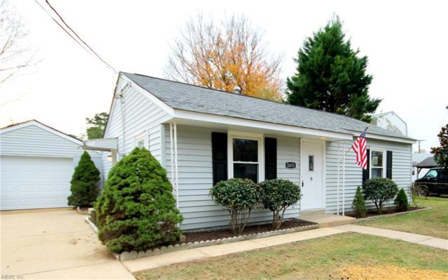 2431 Youngman Rd, Chesapeake, VA 23323 (#10229943) :: Abbitt Realty Co.