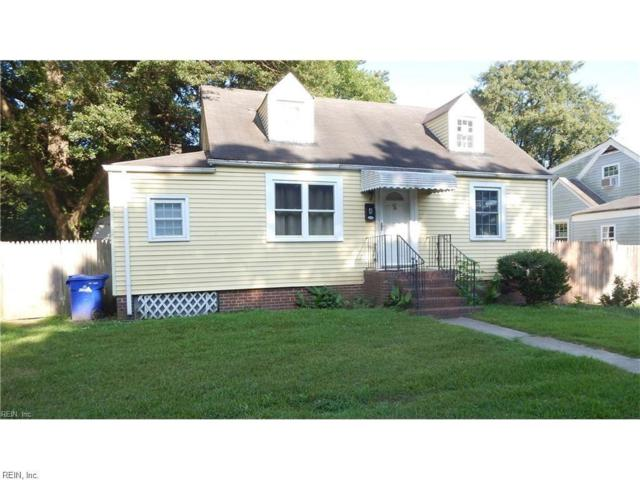 4 Treakle Ter, Portsmouth, VA 23702 (#10229986) :: Coastal Virginia Real Estate