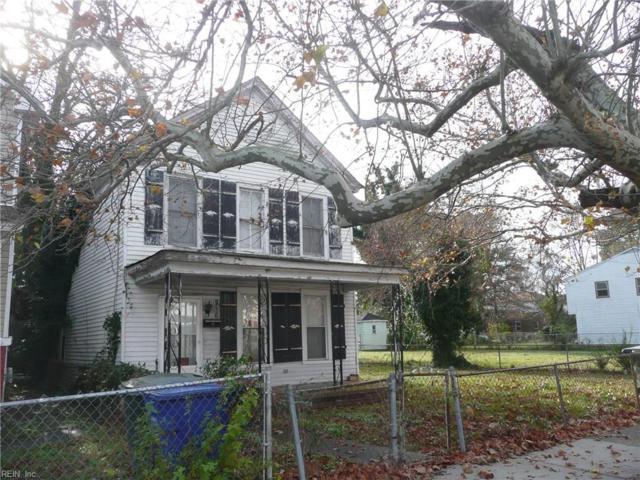 1352 25th St, Newport News, VA 23607 (#10230054) :: Atkinson Realty